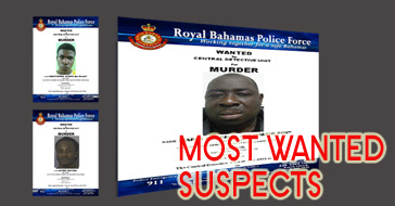 Wanted Suspect