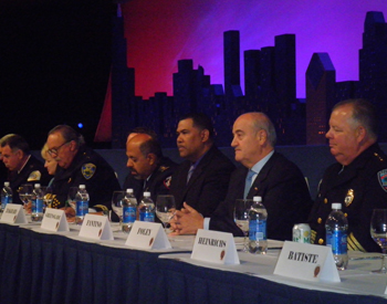 of Chiefs of Police (IACP) 118th Annual Conference Opens in Chicago